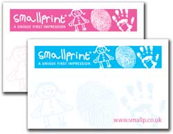 Smallprint: Business cards